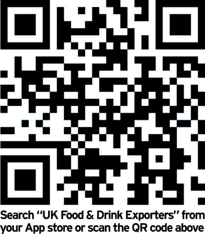 Download the UK Food and Drink Exporters App for free